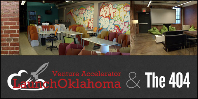 LaunchOklahoma Strikes A Partnership With The 404 Co Working Space